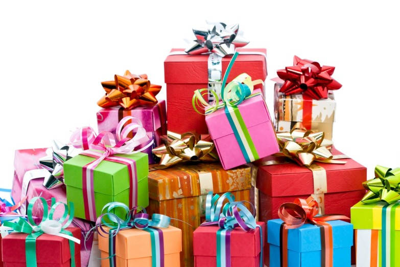 Pakujemy prezenty